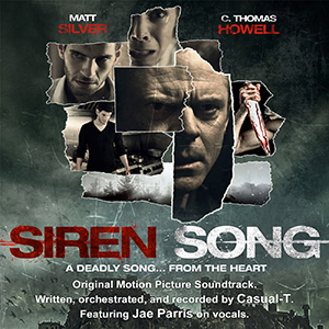 CD Cover - Siren Song OST
